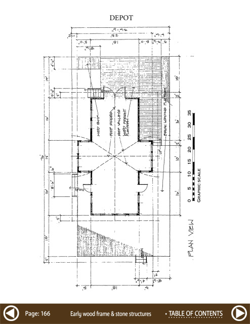 Structure plans vol 1 wood frame and stone structures Granite a frame plans